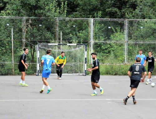 Egyetemi foci-kupa Tusványoson